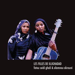 Couverture de l'album des Filles de Illighadad