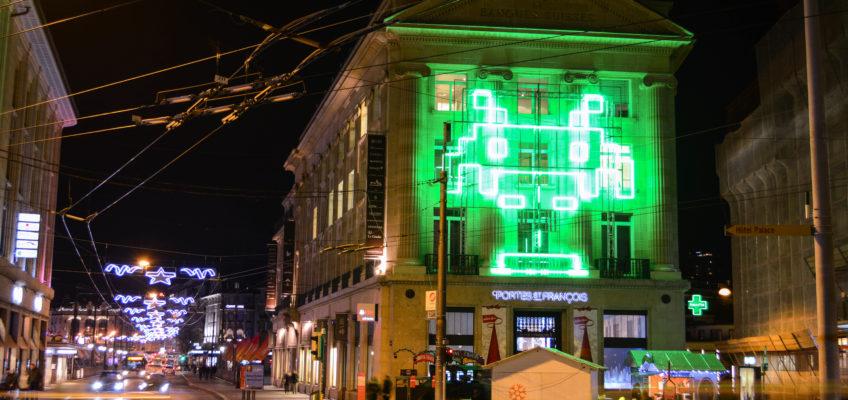 Lausanne sous toutes ses couleurs
