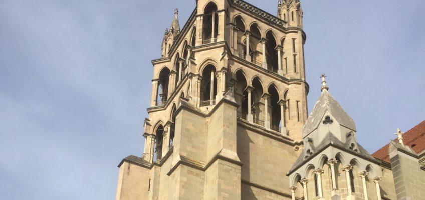 Les beaux postes d'observation à Lausanne : 2/ Le Beffroi de la cathédrale