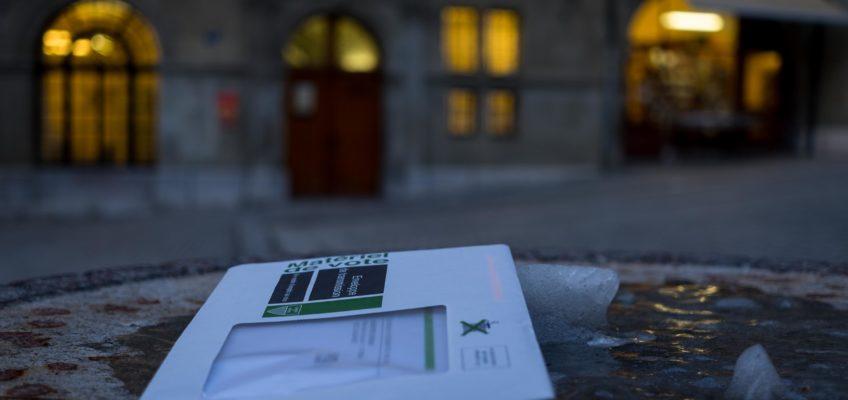 Un regard sur Lausanne : Votations