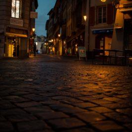 Un regard sur Lausanne : Palud