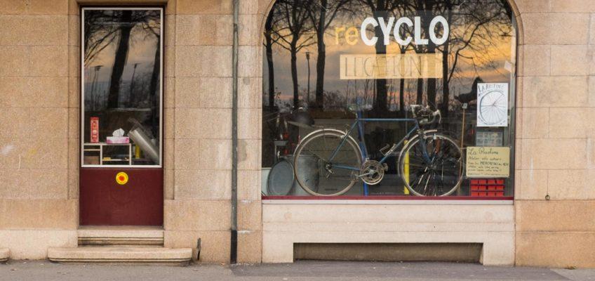 ReCYCLO & La Rustine : Un local 2 en 1 pour les amateurs de vélos