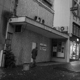 Un regard sur Lausanne : Mur