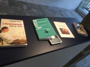 Des suggestions de lecture scientifique mais aussi poétique ou romancière autour de la thématique de l'expo.