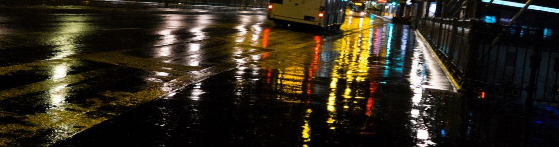 Un regard sur Lausanne : La nostalgie des voyages en bus remplacés par le m2