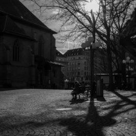 Un regard sur Lausanne : Saint-François n'a pas pris une ride mais toi, oui