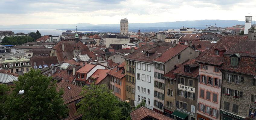 La littérature romande, ça vous inspire ? – « Un guépard à Lausanne »