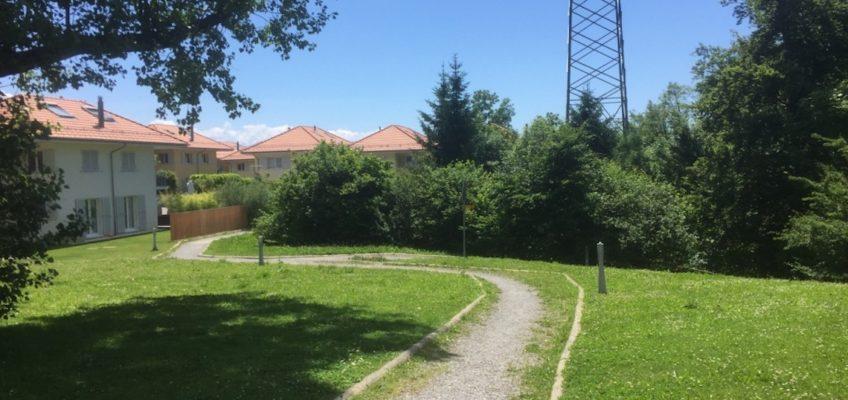 Le pèlerinage vers Saint-Jacques de Compostelle, à travers Lausanne