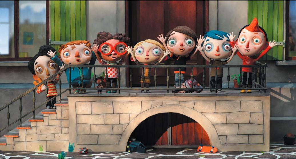 Image extraite du film Ma vie de Courgette, le film événement qui a réalisé une audience inattendue !