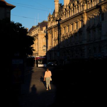 Un regard sur Lausanne : « Fatum »