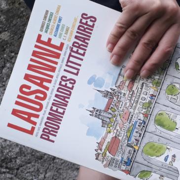 Lausanne : ville littéraire
