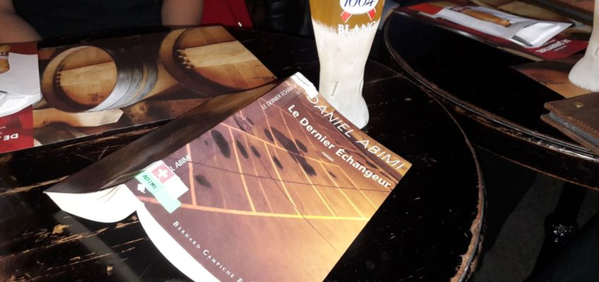 La littérature romande, ça vous inspire ? – « Le Dernier Échangeur »