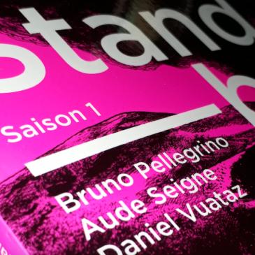 La littérature romande ça vous inspire ? – « Stand-by : saison 1, épisode 1/4 »