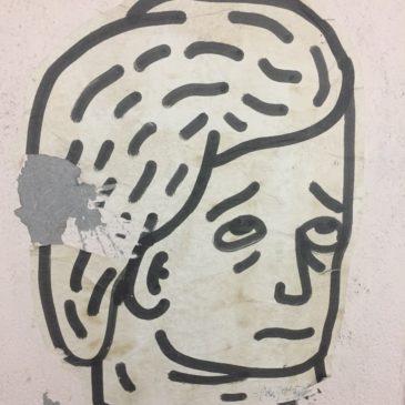 Un regard sur Lausanne : Un homme triste