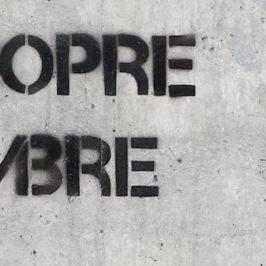 « JE PRÉFÈRE PROJETER MA PROPRE OMBRE »