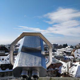 Un regard sur Lausanne: Ni vu ni connu!
