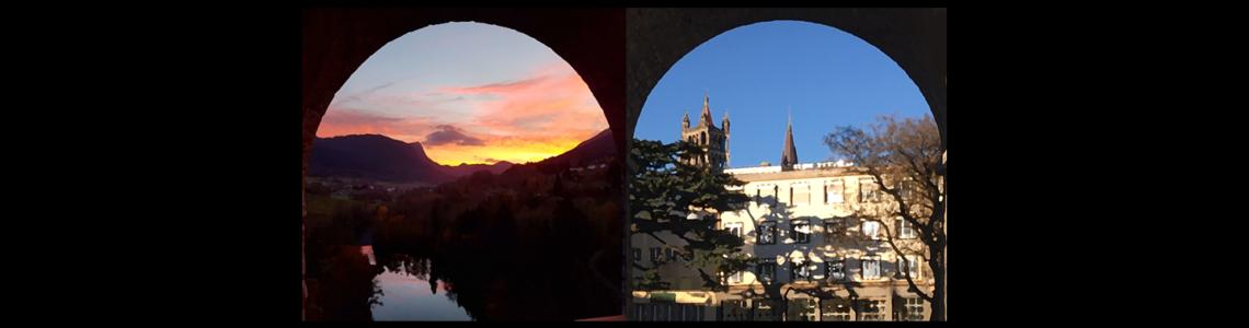 De Vallorbe à Lausanne : chronique d'un campagnard urbanisé