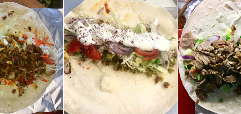 «On s'fait un p'tit kebab?» : palmarès des meilleurs dürüm lausannois