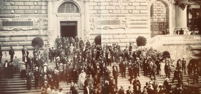 Traité de paix du 24 juillet 1923: Lausanne au centre du monde