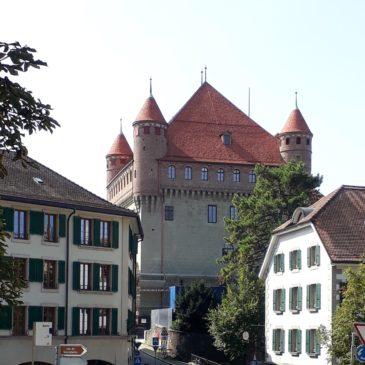 OCUB 126 : Des activités rafraîchissantes à Lausanne !