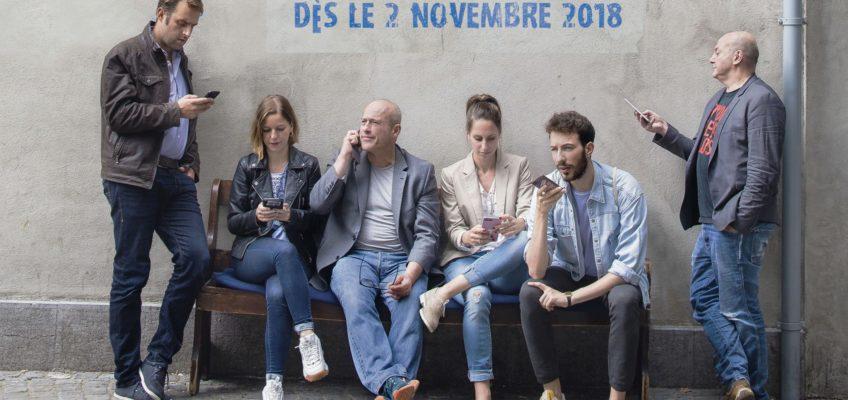 OCUB 132 : 1ère quinzaine de novembre en beauté sur Lausanne