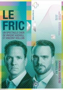 """Affiche """"Le Fric"""""""