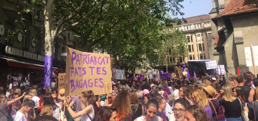 Comment avons-nous vécu la grève des femmes* du 14 juin 2019 au LBB?