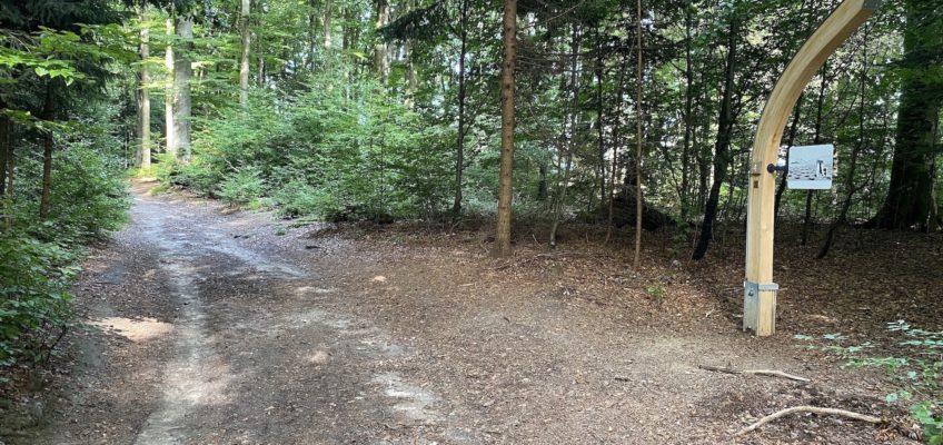 Une promenade originale à Epalinges : le sentier Burki