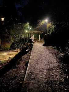 Sentier du renard, ou chemin de la Vuachère