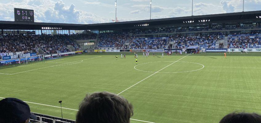 Au stade pour le duel Lausanne-Sport – FC Bâle, ou quand chaque point compte